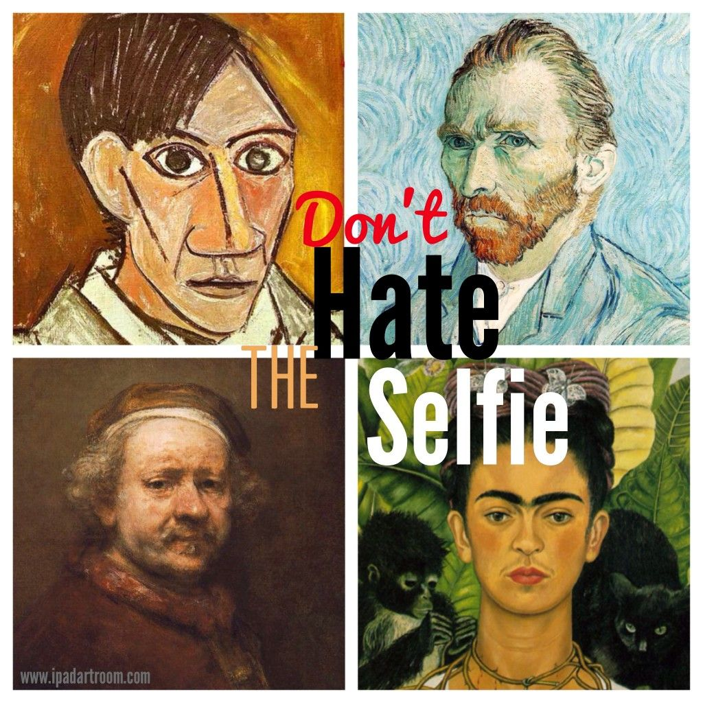 Don T Hate The Selfie What Can We Learn From Selfies