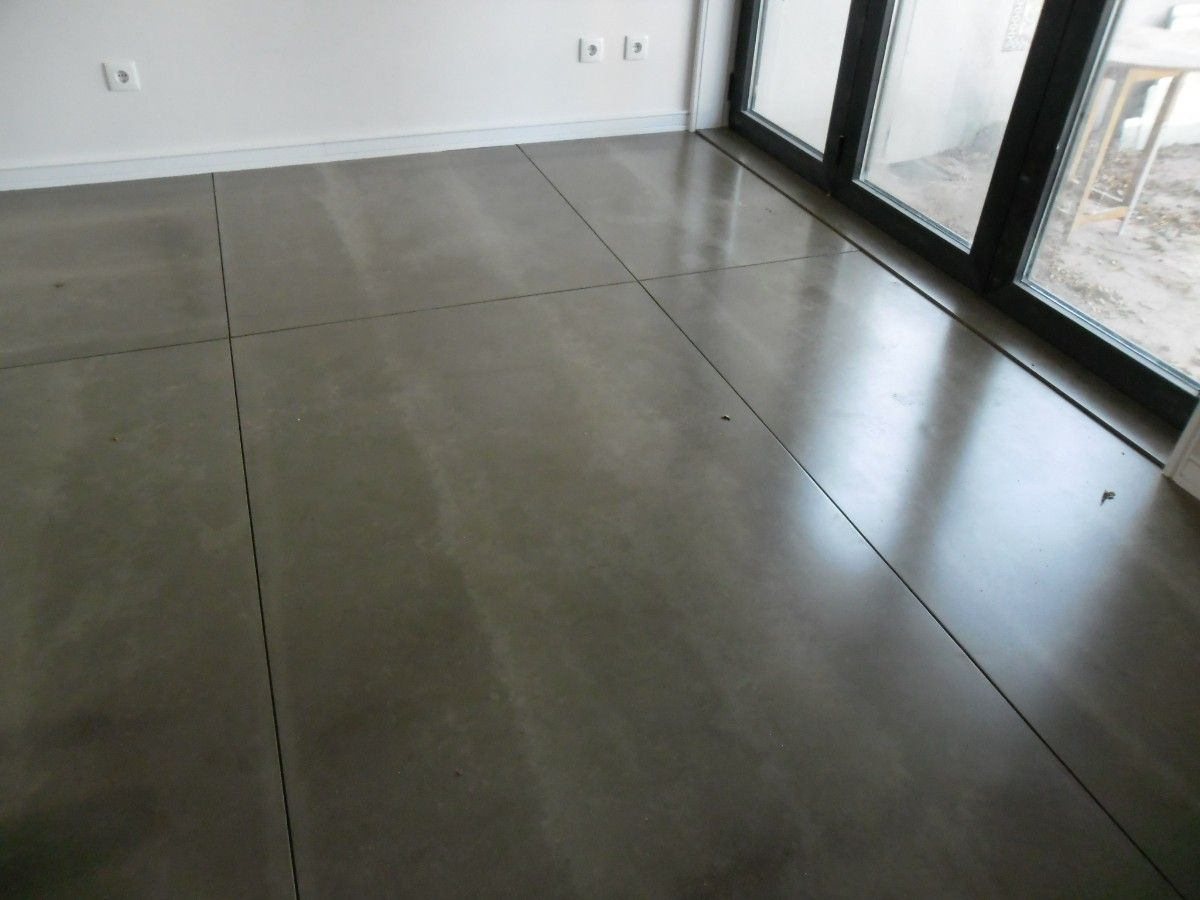 Viroc Flooring Floor ~ Panneau Bois Ciment