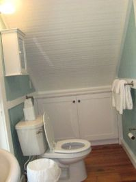 Knee Wall Closet Design, Pictures, Remodel, Decor and ...