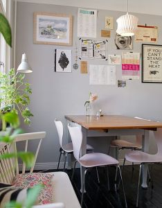 Find this pin and more on small apartments also achados de decoracao pinterest eat in kitchen rh