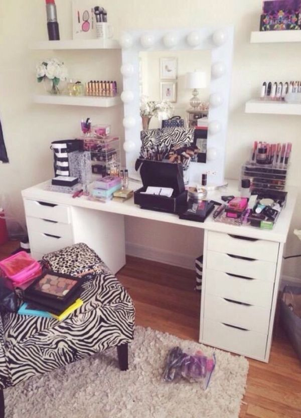 Makeup Vanity Room Beauty