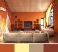 12 Modern Interior Colors, Decorating Color Trends | Room ...