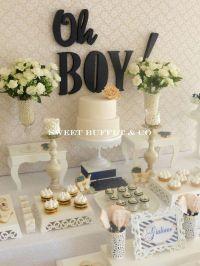Elegant Baby Boy Shower Ideas | www.pixshark.com - Images ...