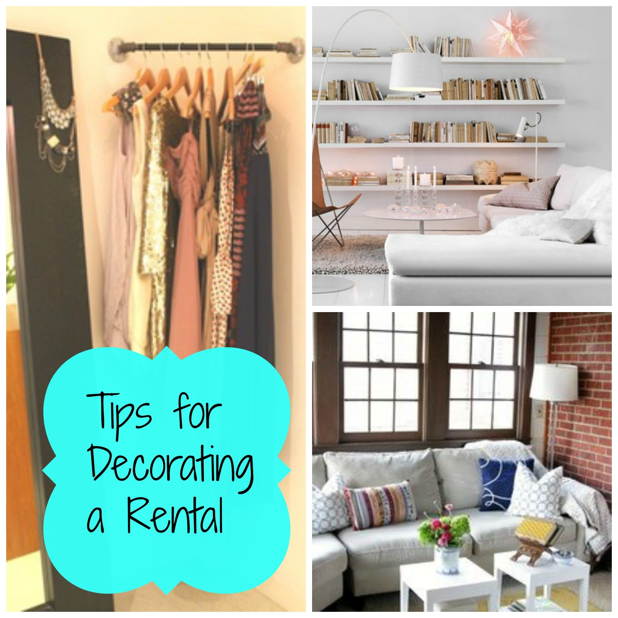 Ideas For Decorating An Apartment Make Use Of All The Spaces In