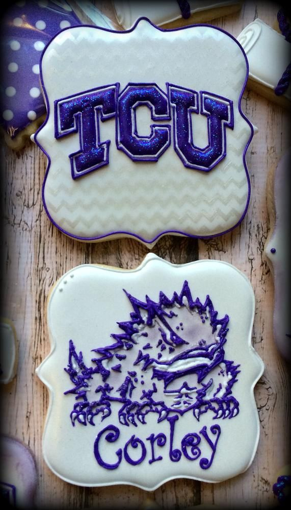 Frogs Horned Colors Tcu