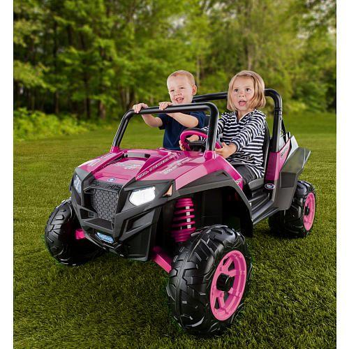 Volt Toys Power Ride 24