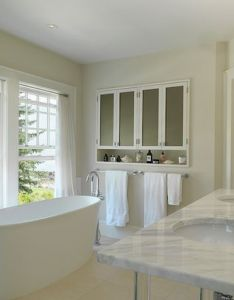 Maine residence designed by duffy design group inc also benjamin moore   sea pearl paint colors pinterest rh