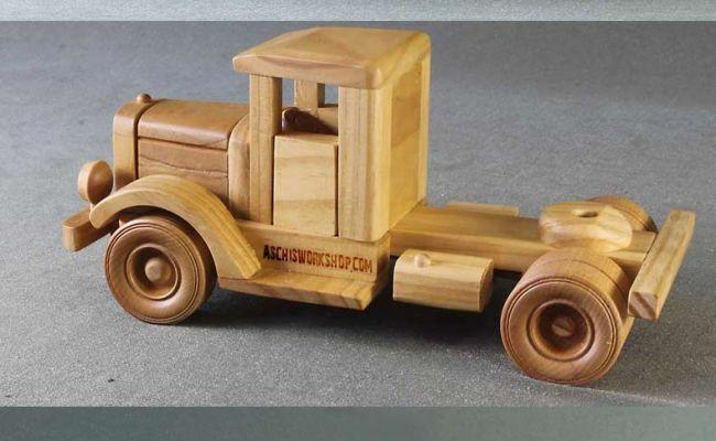 Truck Toys Plans Wooden Toys Pinterest Toy Wooden