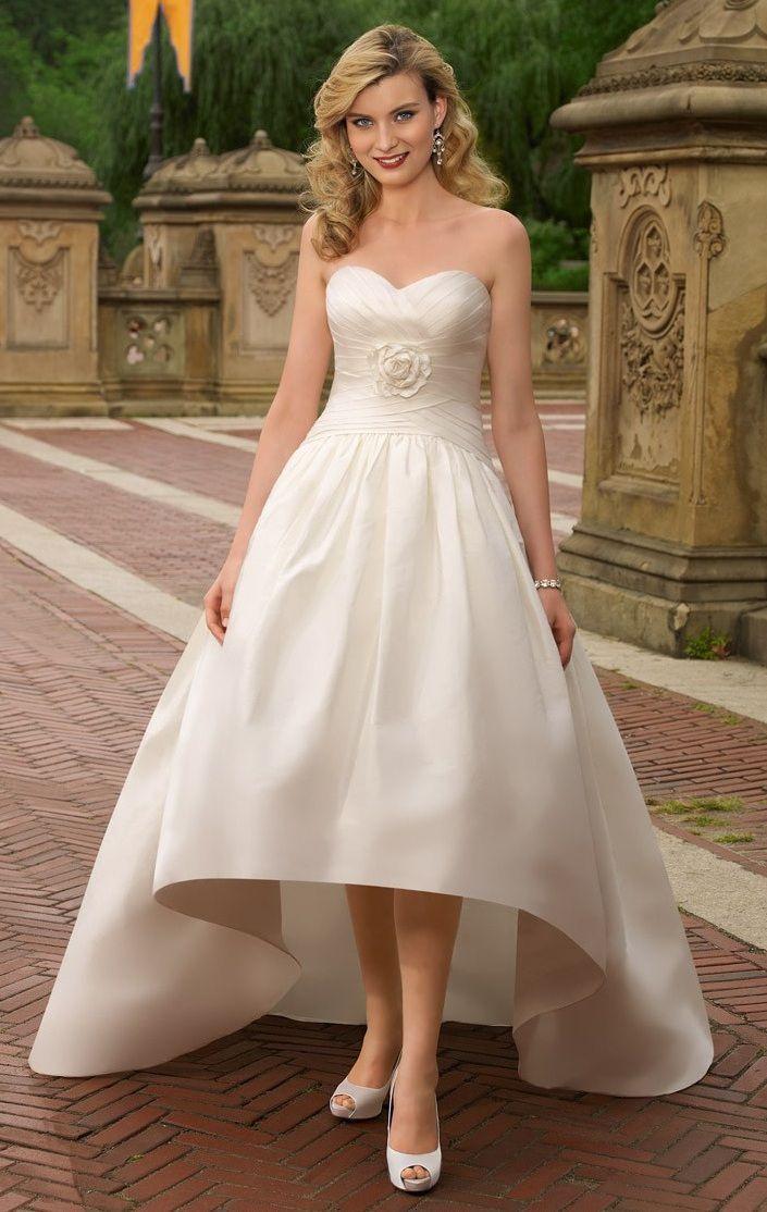 wedding dresses for short petite brides  Google Search  wedding dress  Pinterest  Petite