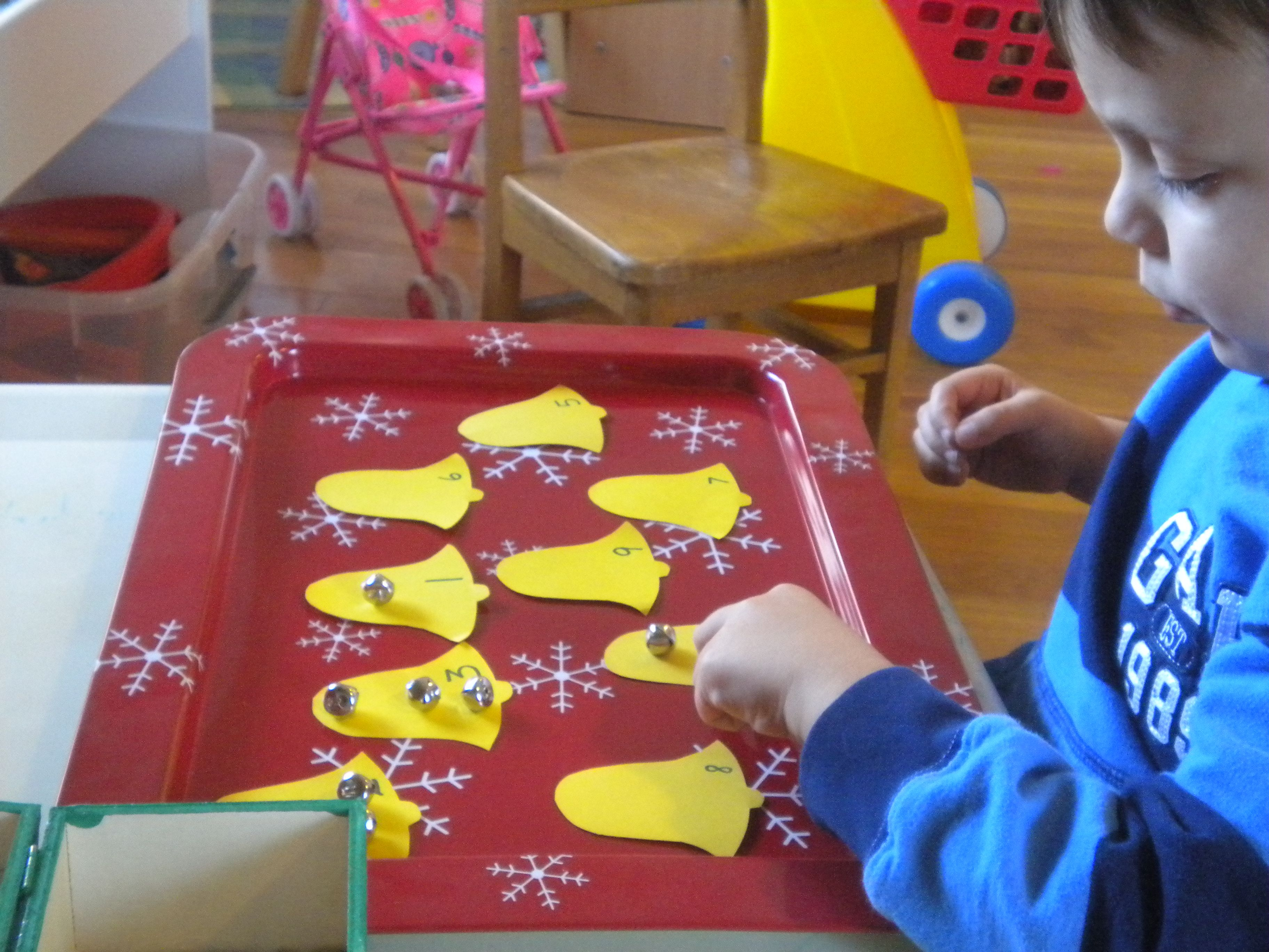 Christmas Math Activities For Toddlers 1000 Images About
