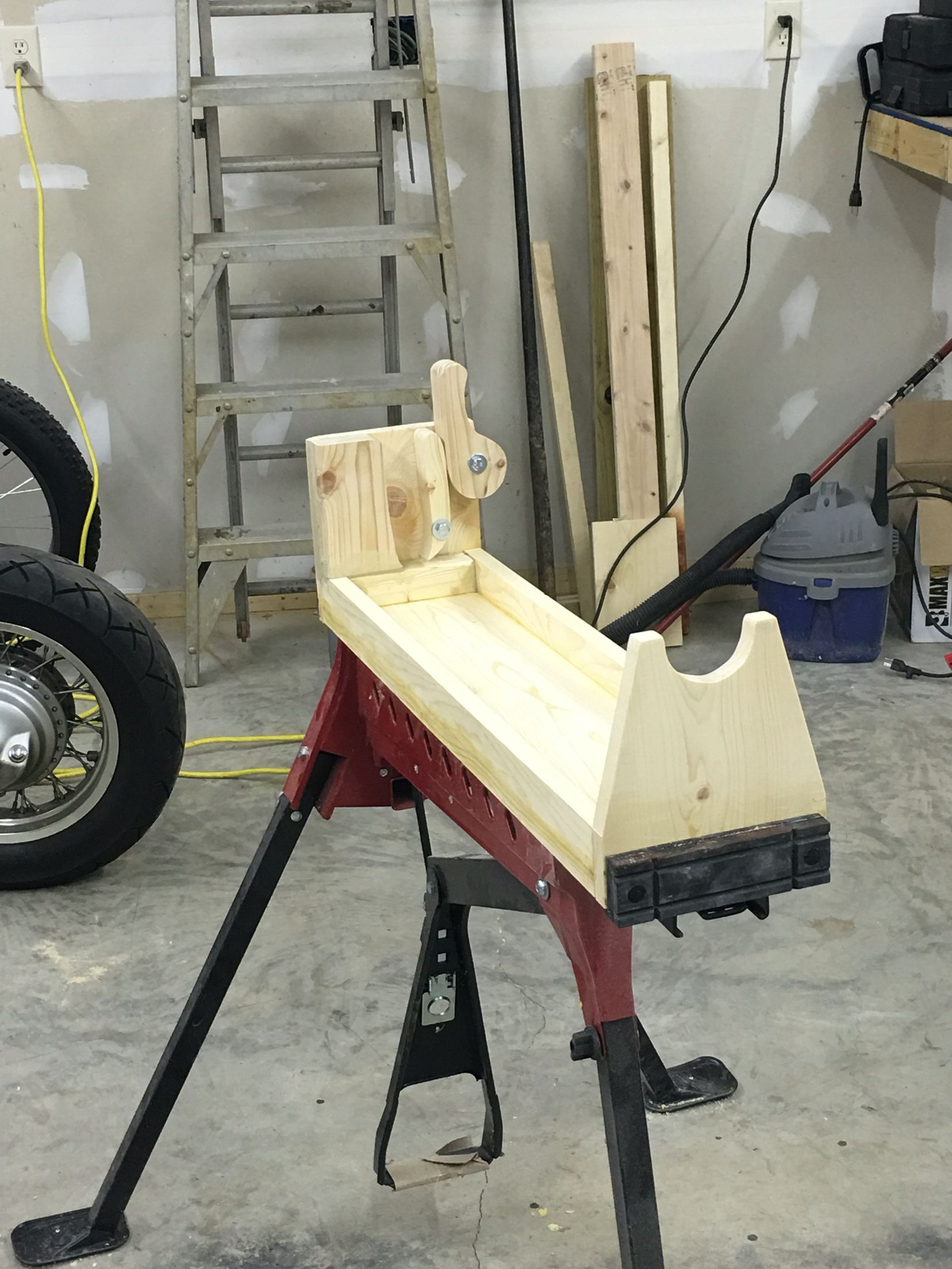 Wooden Gun Vise Stuff I Built Pinterest Diy