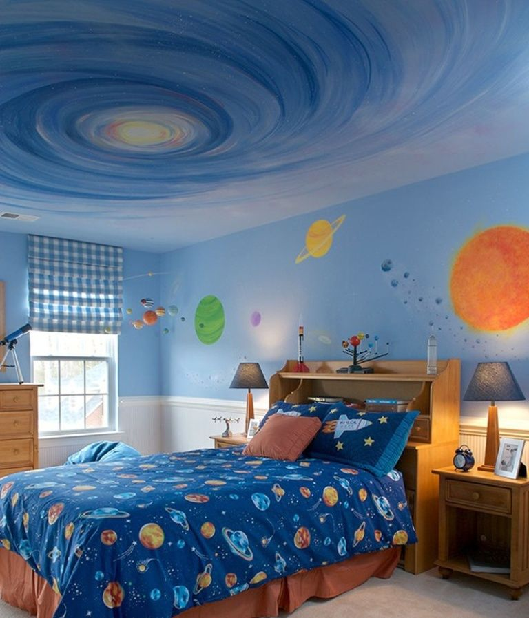 Space Theme Bedroom on Pinterest  Outer Space Bedroom Galaxy Bedding and Lego Theme Bedroom