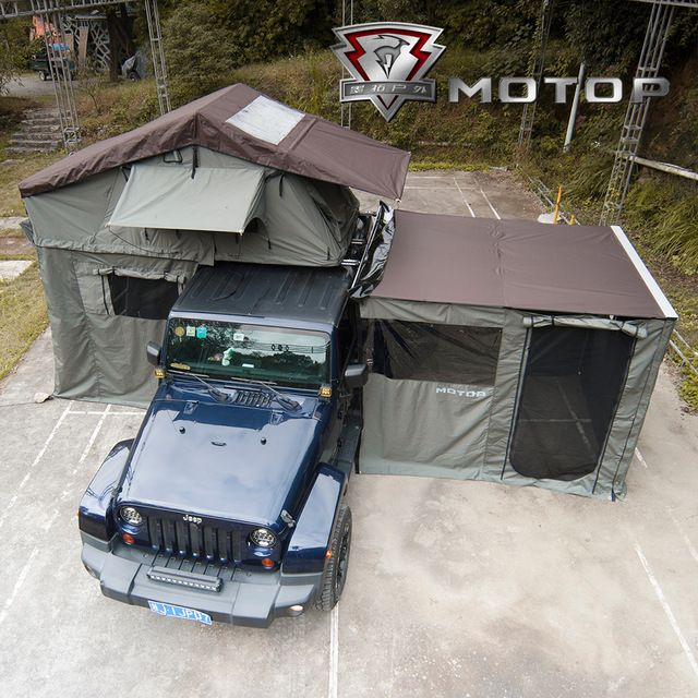 Source 2017 Newest Car Roof Top Tent Camping Car Roof Tent