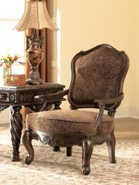 Ashley Furniture North Shore Accent Chair. #tuscan # ...