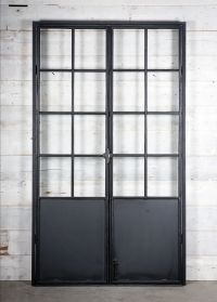 ijzeren deuren en ramen steel