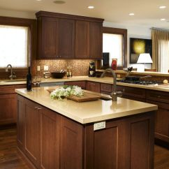 Kitchen Cabinets Wood Ikea Kitchens Usa Solid Shaker Sohor