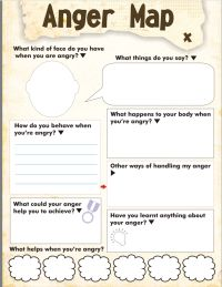 worksheet. Anger Management Worksheets For Kids. Grass