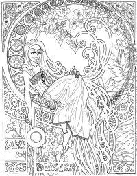 Disney Princess Coloring Book Pdf Page 1 | coloring pages ...