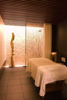 Spa Treatment Room Massage