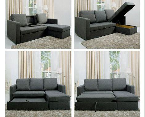 L Shaped Sofa Beds – TheSofa