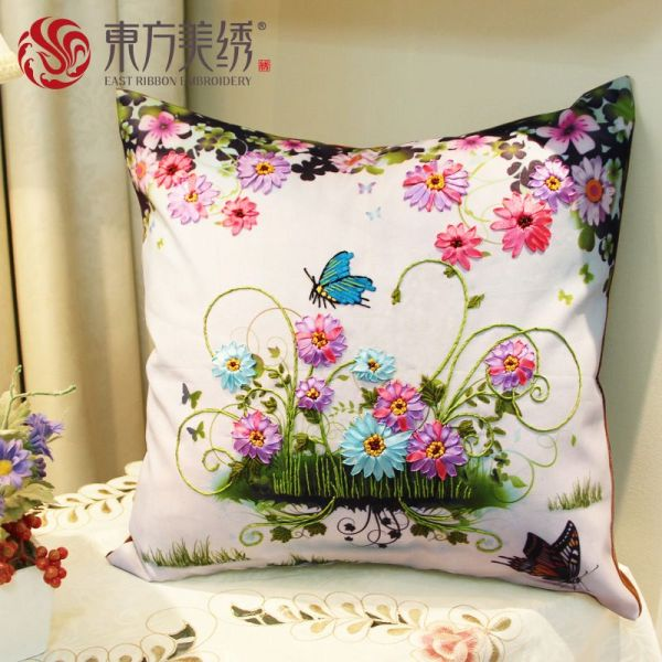 Arrival-ribbon-embroidery-pillow-flower-print-3d-cross