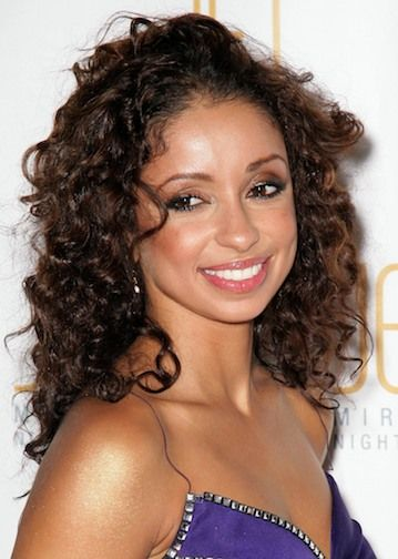 Natural Curly Hairstyles Haircuts For Naturally Curly Hair