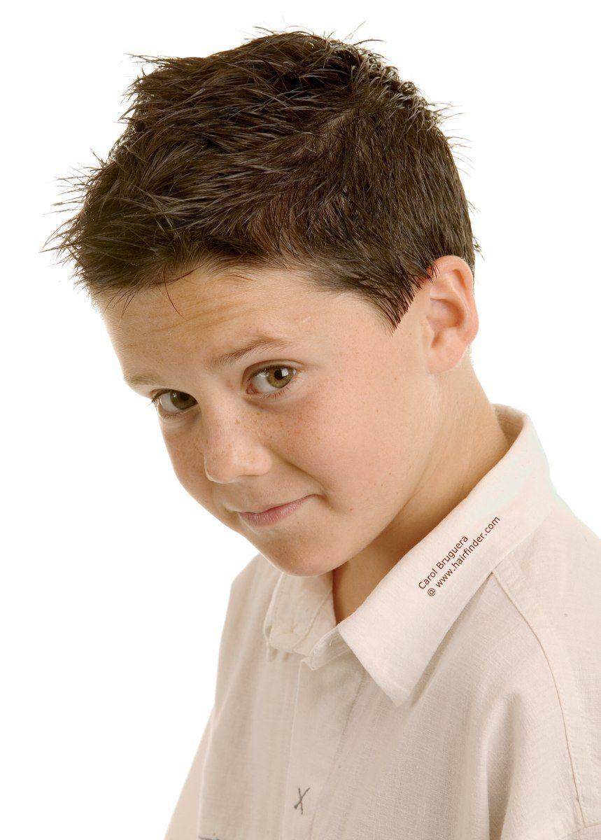 Young Boys' Haircut Boys Hair Pinterest Junge Frisuren