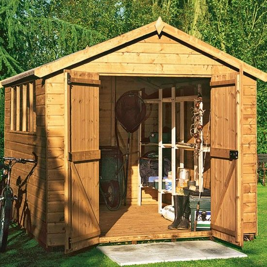 Sheds And Summerhouses Our Pick Of The Best Gardens Product