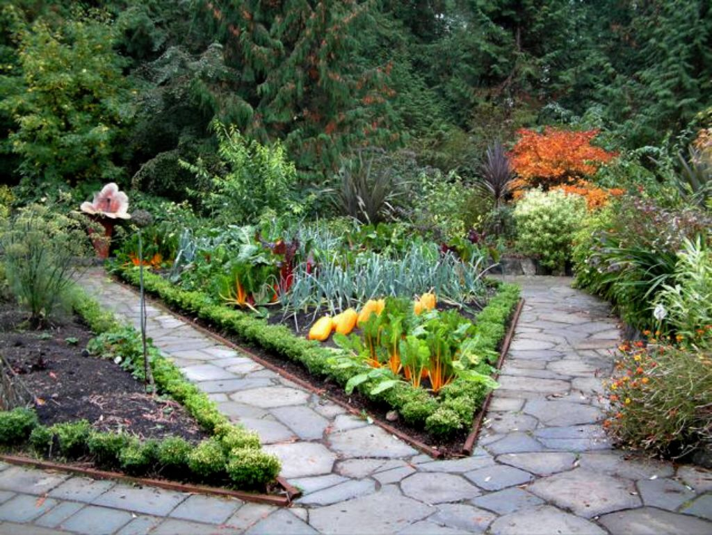 Plan An Edible Garden With Beauty In Mind Garden Design Tool