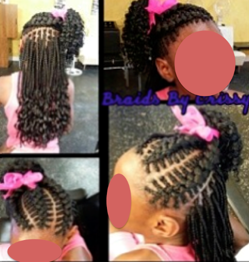 Stylist Cuts Little Girl's Braids Out After Mom Didn't Pay