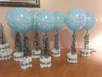 Babyshower centerpiece