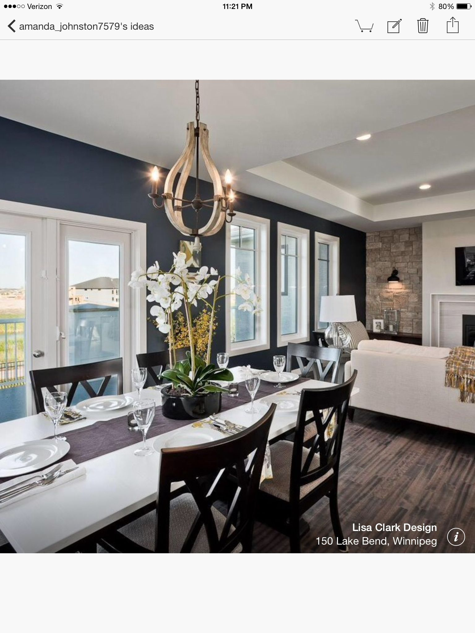 Navy Hale Benjamin Moore Living Room Pinterest
