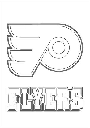 Click to see printable version of Philadelphia Flyers Logo