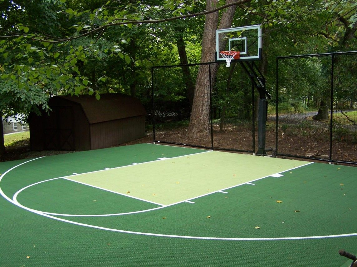 multiple basketball court diagram start stop inch wiring flex courts neave sports backyard