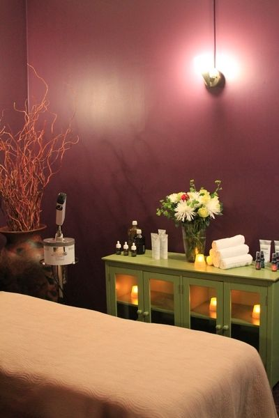 Esthetician Room on Pinterest  Facial Room Spa Treatment Room and Treatment Rooms