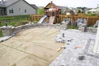 patio with pavers designs   Complete Your Omaha Backyard ...