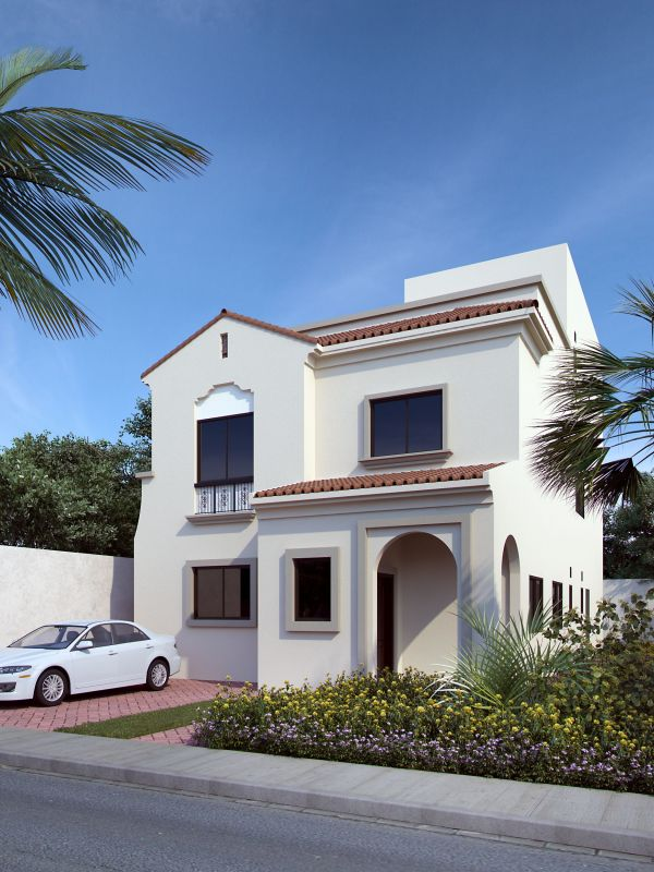 Spanish Villa Designs