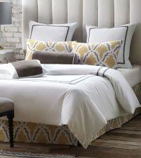 Mustard , Grey, Gold, Yellow. Niche Luxury Bedding by ...