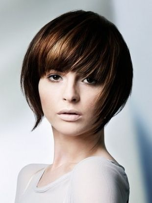 Apple Cut Bob With Layers Hairspiration! Pinterest A Well