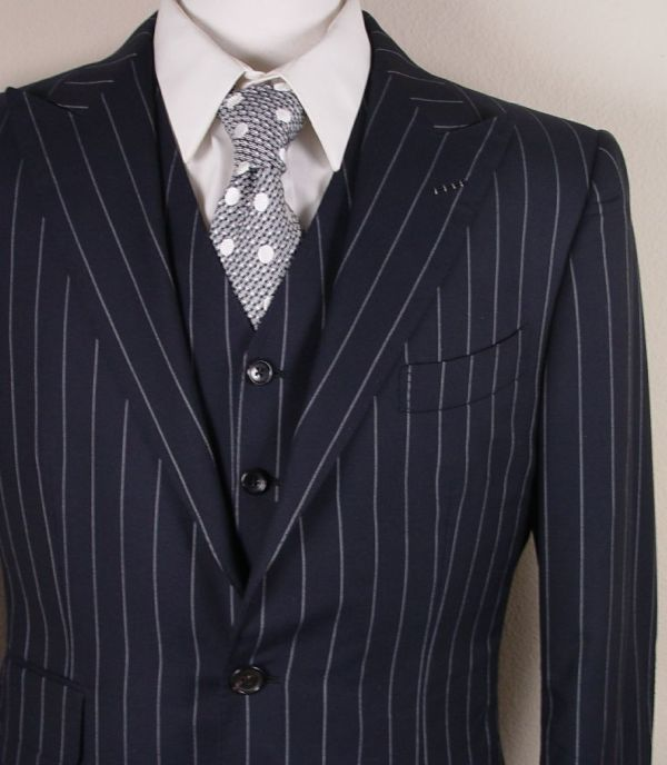 Tom Ford Pinstripe Suit Men