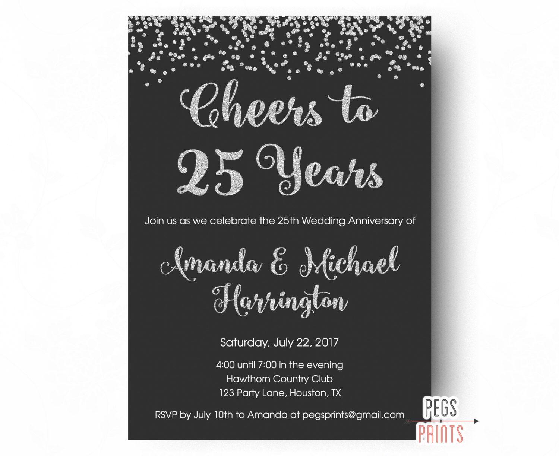 Invitation Wording 60th Wedding Anniversary