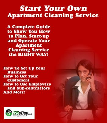 How To Start Your Own House and Apartment Cleaning Service  Yenom Marketing Inc  Bussiness