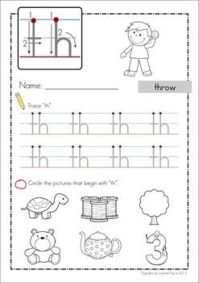 Digraph Word Work Unit - PH | Handwriting, Worksheets and ...