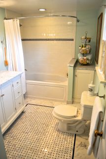 1920s Bathroom Tile Designs