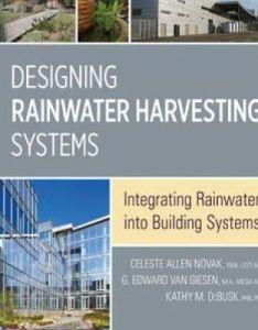 Designing rainwater harvesting systems integrating into building pdf also rh pinterest