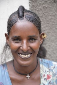 Traditional Ethiopian braids | Protective Hairstyle Ideas ...