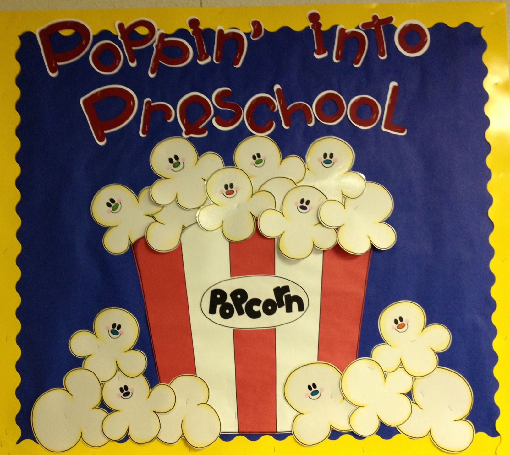 Best 25 Preschool Welcome Board Ideas