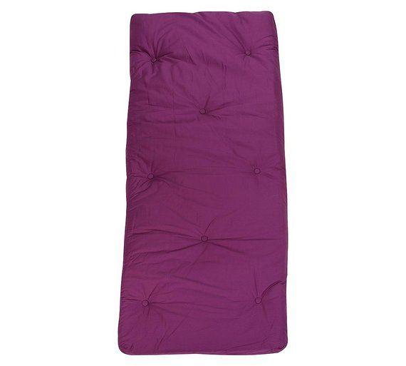 Colourmatch Futon Single Mattress Purple Fizz At Argos Co Uk Your