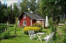 Swedish Cottage Red