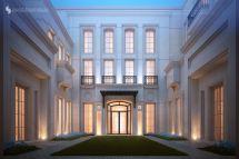 2000 Private Villa Kuwait Sarah Sadeq Architects